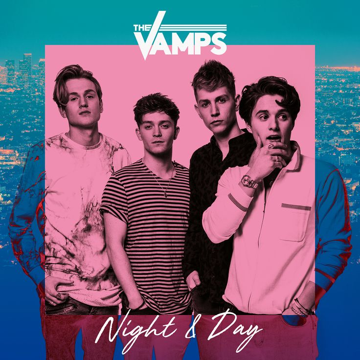 The Vamps The Vamps In 2019 The Vamps Album Meet The