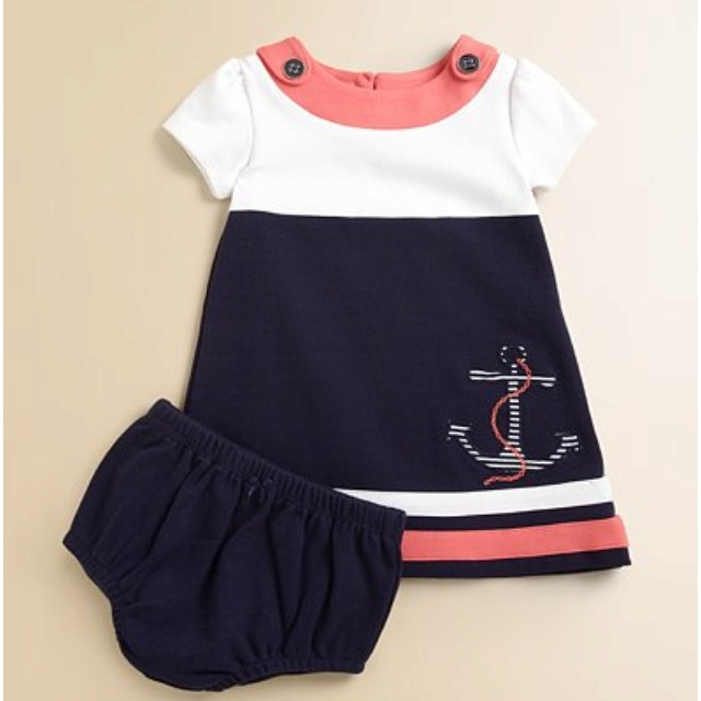 : Sailors Outfits, Little Girls, Sailors Dresses, Baby Fever, Infants Sailors, Cute Outfits, Baby Girls, Future Baby, Nautical Theme