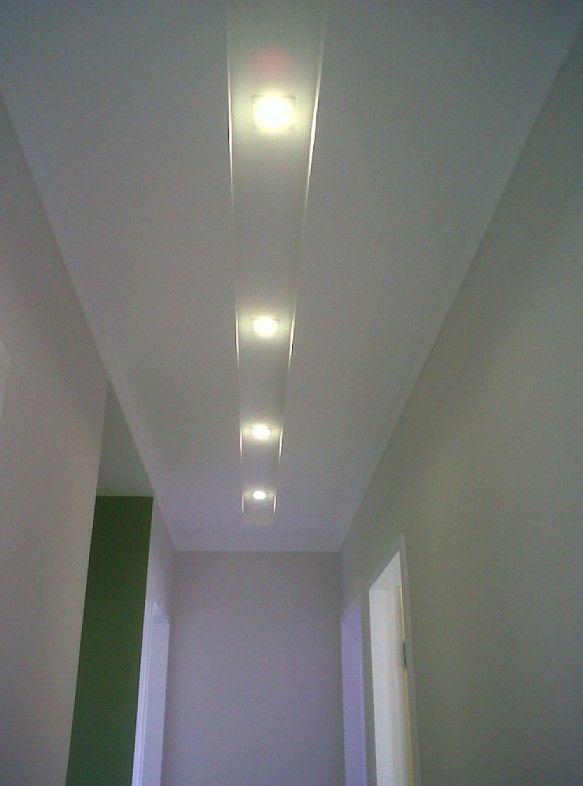 Iluminação para corredor