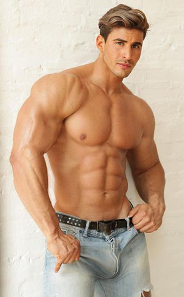 Tall, Handsome And Built Built By Tallsteve  Shirtless -4438