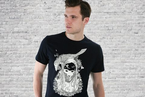 Midnight Summer Dream - Guys T-shirt