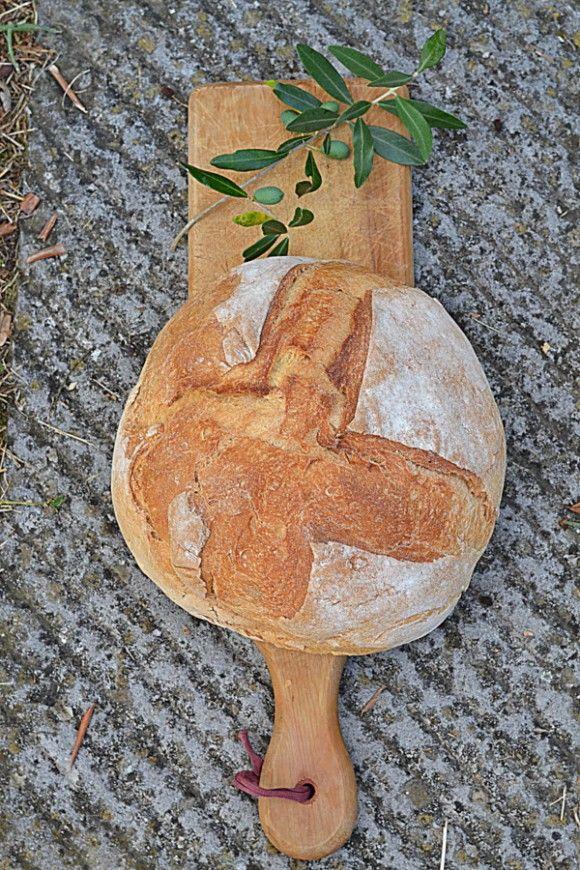 Toskański chleb. Pane Toscano w sierpniowej Piekarni #gryz #magazynGRYZ