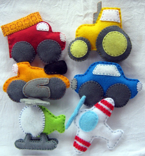 TRANSPORT CARS MOBILE  Hanging by TurtleVelocity on Etsy, $49.00