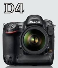 Descarcati cea mai noua versiune de firmware pentru Nikon D4, A 1.04, B 1.02.