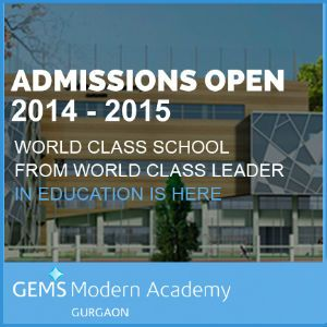 Gems Modern Academy is known as the best nursery schools in south delhi follows a unique teaching methodology where it is helping students to develop their character and creativity.