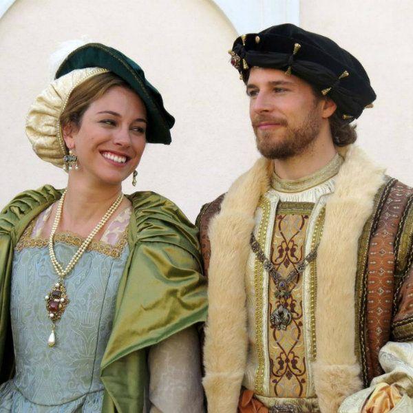 La ficción histórica está protagonizada por Álvaro Cervantes y Blanca Suárez.