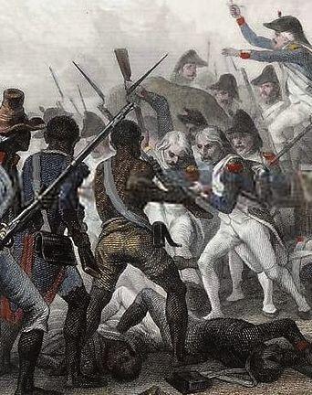 On Aug. 14, 1791, the Haitian Revolution began