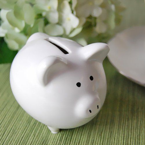 Baby Piggy Bank by Beau-coup