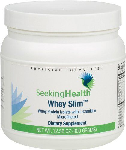 if you want for Whey Slim Protein Isolate With L-Carnitine | Best Whey Protein Powder With Amino Acids 300 grams | Lactose-Free | Seeking Health look at our review to help you get the perfect products you need. You can read detail information about Whey Slim Protein Isolate With L-Carnitine | Best Whey Protein Powder With Amino Acids 300 grams | Lactose-Free | Seeking Health.