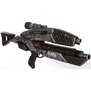 M-8 Assault Rifle from Mass Effect.