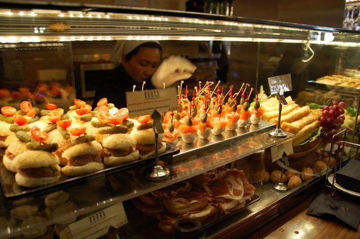 Best things to do in Madrid: Mercado de San Miguel