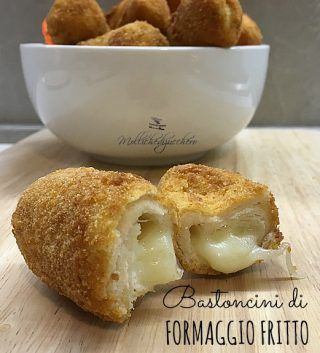bastoncini di formaggio