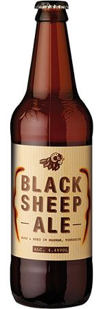 Black Sheep Ale 12 x 500ml Bottles The Gold Medal Winner at the International Beer Challenge 2009 was Black Sheep Ale. The culmination of six generations of brewing expertise. Brewed at Paul Theakstons Black Sheep Brewery in Masham, No http://www.MightGet.com/january-2017-12/black-sheep-ale-12-x-500ml-bottles.asp