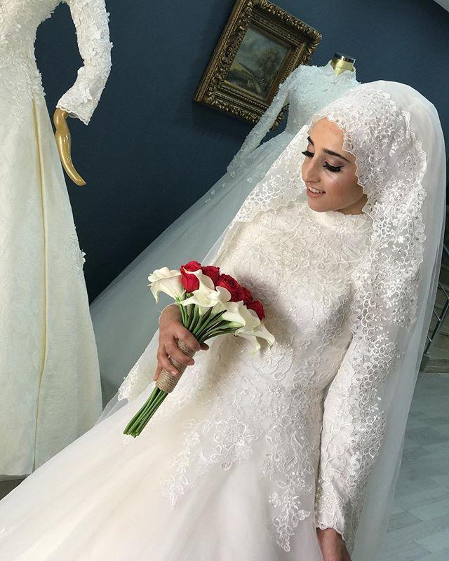 @dilamedpendik in güzel gelini  Nurcan 💕👰🏼💕 #gelinbasi#gelinsaci#gelin#gelinlik#tagsforlike #newhair #tesettür#turban#like#makyaj#makeup#mua#hijab#hijabstyle #hijabi #hijabmurah #muslimah#beylikdüzü