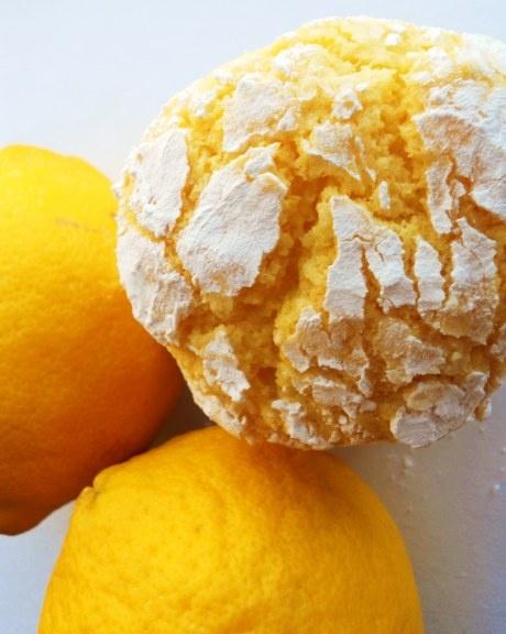 Lemon Burst Cookies « vanillaextRachel