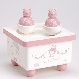 boite musique b b rose pink pinterest bebe. Black Bedroom Furniture Sets. Home Design Ideas