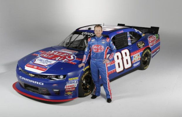 Dale's Pale Ale And Oskar Blues Brewery Announce Multi-Year Partnership With JR Motorsports