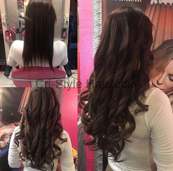 Van úgy, hogy alkalomra kell a hosszabb, látványosabb haj! A #hajhosszabbítással ez is megoldható! http://cri-style.hu/galeria/hajhosszabbitas-kepek/
