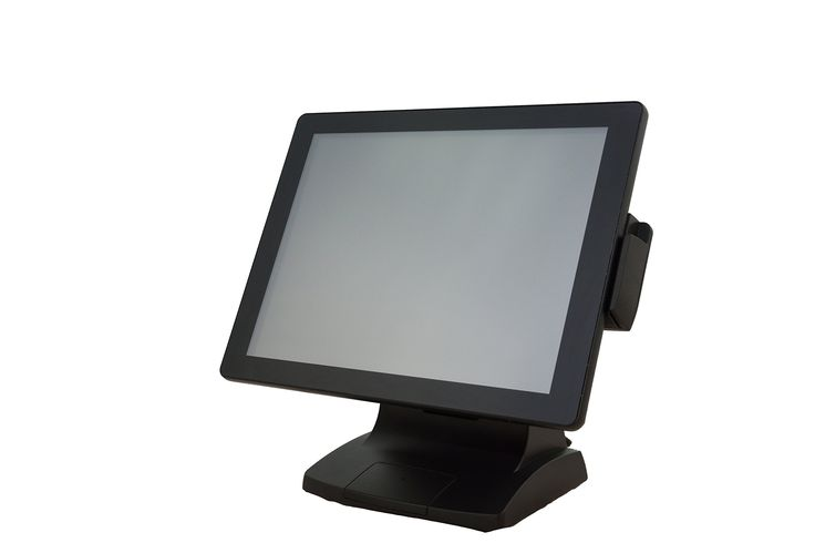 SBM MT15S 15 INCH TRUE FLAT SCREEN TOUCH LCD MONITOR with ELO TOUCH SOLUTION, WATERPROOF FRONT PANEL, 90 DEGREE TURNING ANGLE FOR POINT OF SALES, POS, RETAIL (NEW MODEL). 15'' Flat Screen IP 66 waterproof Certificated. adjustable angle upto 90 degree. Optional MSR and 2nd Display (8.4''; 10.4'') available. ELO Touch Panel and Touch Solution.