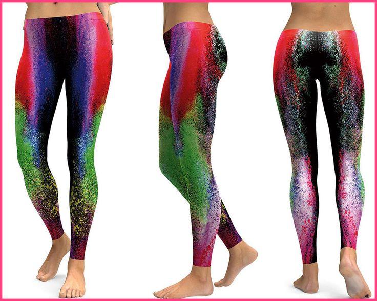 Now trending: Colorful Graffiti Gradient Women #Leggings 25% OFF! Use the code FEST25. Shop here: http://bit.ly/2iPplfq More: http://bit.ly/2mhyAtZ
