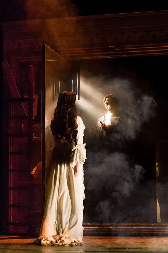 """""""sing to me angel of music......"""" the music in the Phantom of the Opera is just magical and a wonder. Andrew Lloyd weber you genius."""