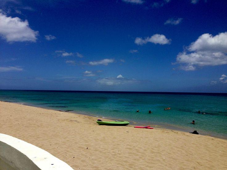 Pure bliss. Dorsh Beach in St. Croix