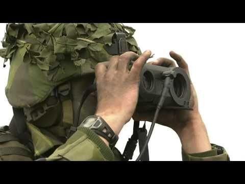 Saab at the Swedish Land Warfare Demonstration days 2012 - YouTube