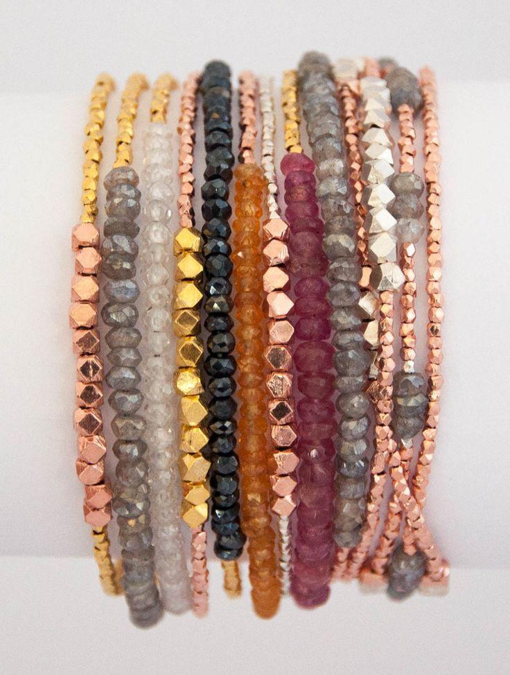 Black spinel Tennis bracelet #bracelet #charmbracelets #charm #luckycharms #acessórios #pulseiras