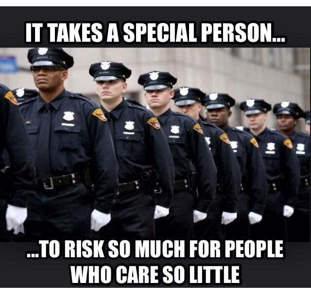 It takes a special person  Law Enforcement Today www.lawenforcementtoday.com