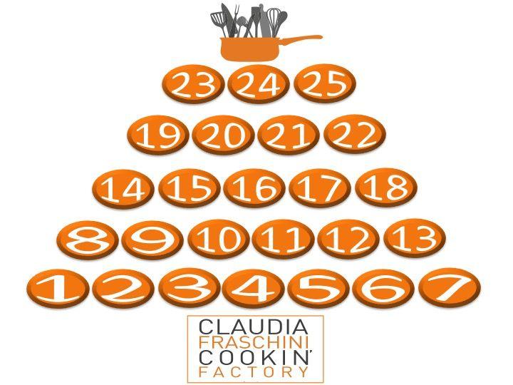 #calendarioavvento #cookinfactory #solocosebuone #food #instagood #foodporn