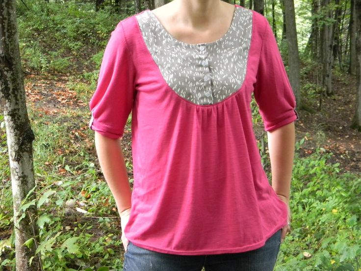 14 best Sew Liberated - Esme Top images on Pinterest   Factory ...