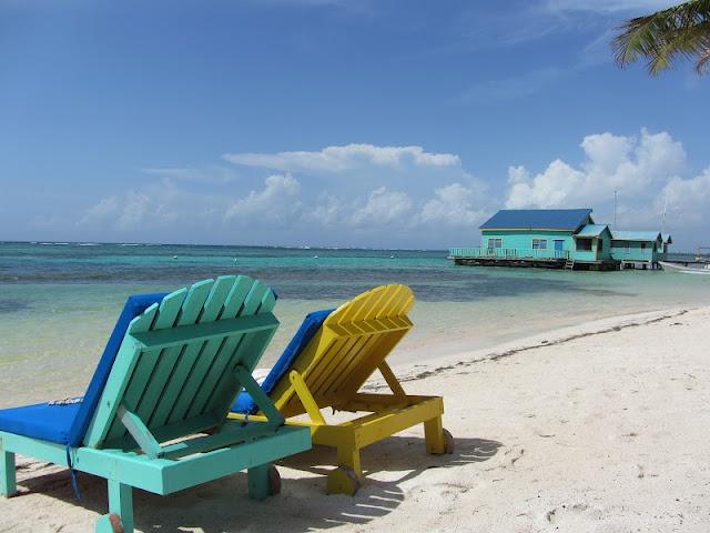 Ambergris Caye, San Pedro, Belize at Tranquility Bay Resort