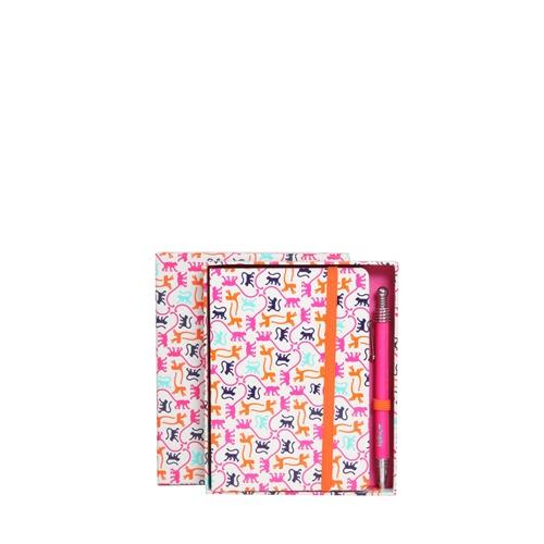 Toma notas, agenda y resaltadores con pluma integrada, es una Gift Box