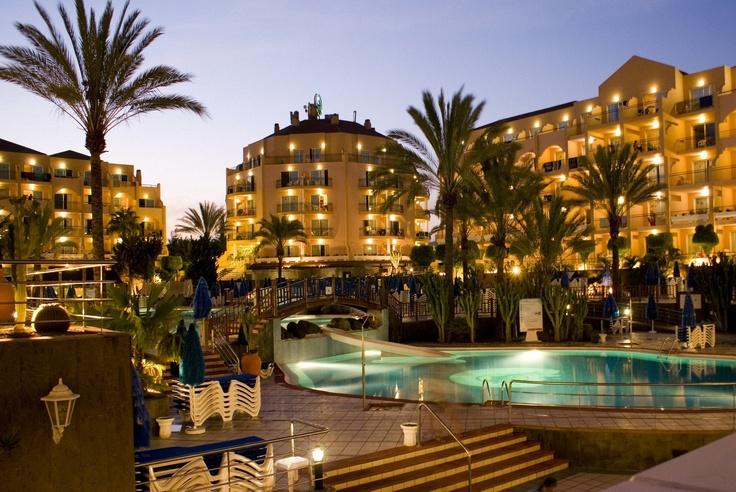 Hotel Dunas Mirador Maspalomas - beautiful hotel