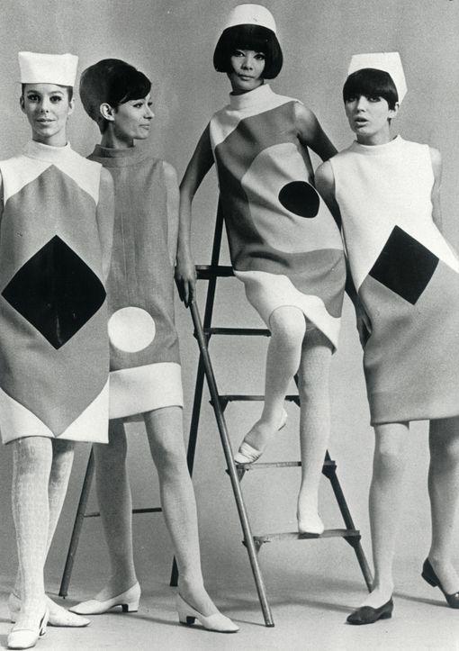 sixtiescircus:Sixties Fashion