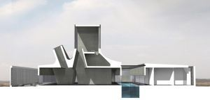 ORDOS 100 Arquitecto: Alejandro Aravena, Ricardo Torrejón, Víctor Oddó Proyecto: 2008. Superficie: 900 m2 Localizacion: Ordos, Inner Mongolia. China.