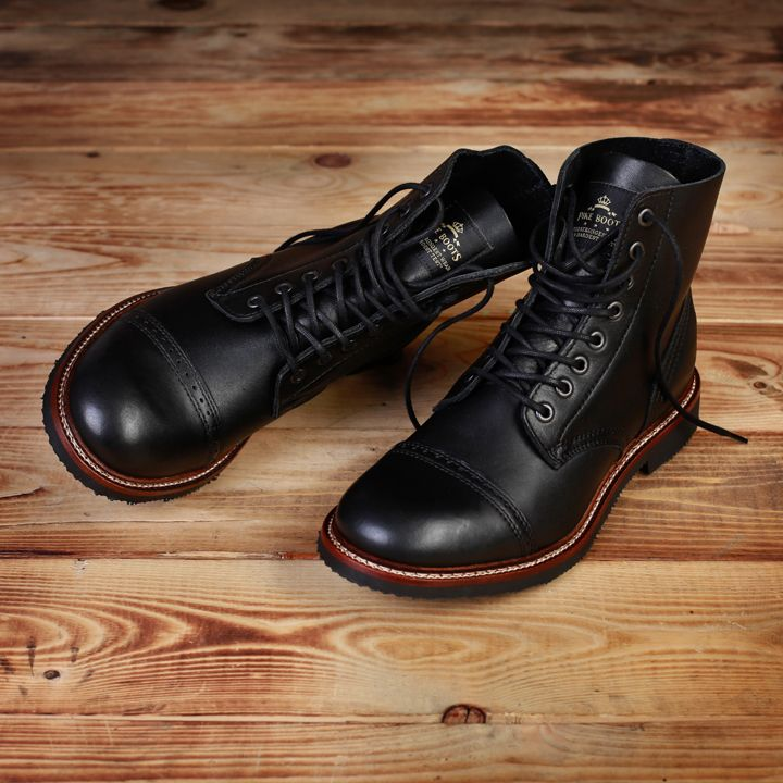 Pike Brothers Webshop · Male BootsMen's BootsBoots 2017Black ...