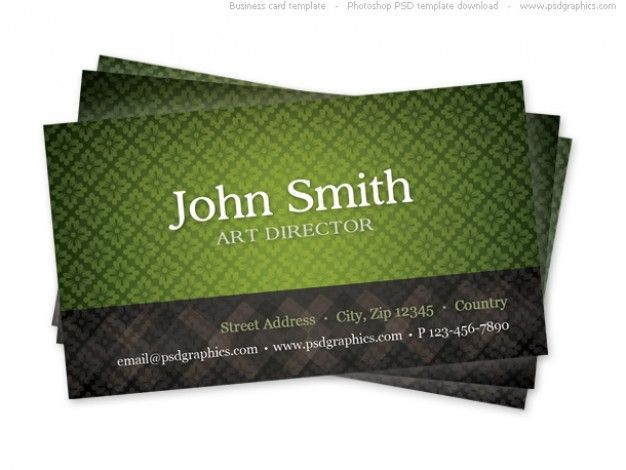 89 best designbusiness card images on pinterest business cards 50 free photoshop business card template with standard business card size reheart Choice Image