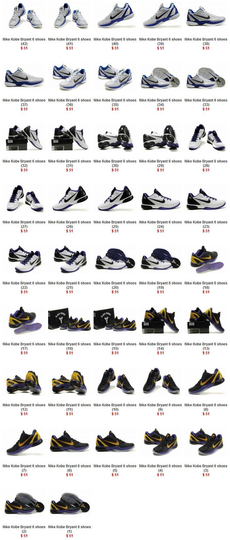 innovative design 338f6 ba56e ... Nike Kobe Bryant 6 shoes page 5 ...