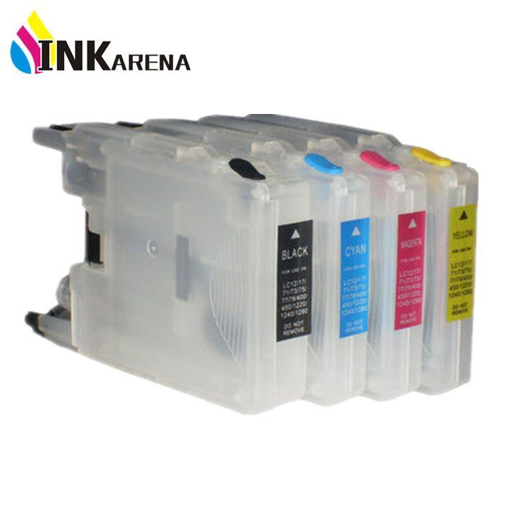 $7.36 (Buy here: https://alitems.com/g/1e8d114494ebda23ff8b16525dc3e8/?i=5&ulp=https%3A%2F%2Fwww.aliexpress.com%2Fitem%2FRefill-Ink-Cartridge-for-Brother-Printer-LC75-LC77-LC79-LC400-LC450-LC1280-LC73-MFC-J430W-MFC%2F32742815360.html ) Refill Ink Cartridge for Brother Printer LC75 LC77 LC79  LC400 LC450 LC1280 LC73 MFC-J430W MFC-J825DW J835DW DCP-J525N J540N for just $7.36
