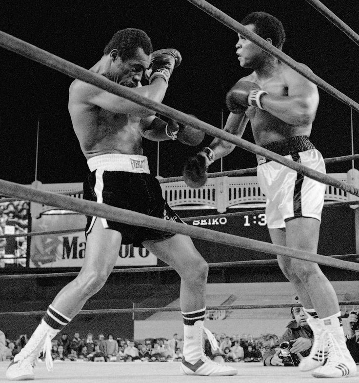 Ken Norton, a Championship Fighter Who Broke Ali's Jaw, Is Dead at 70 ~ Published 9.18.13