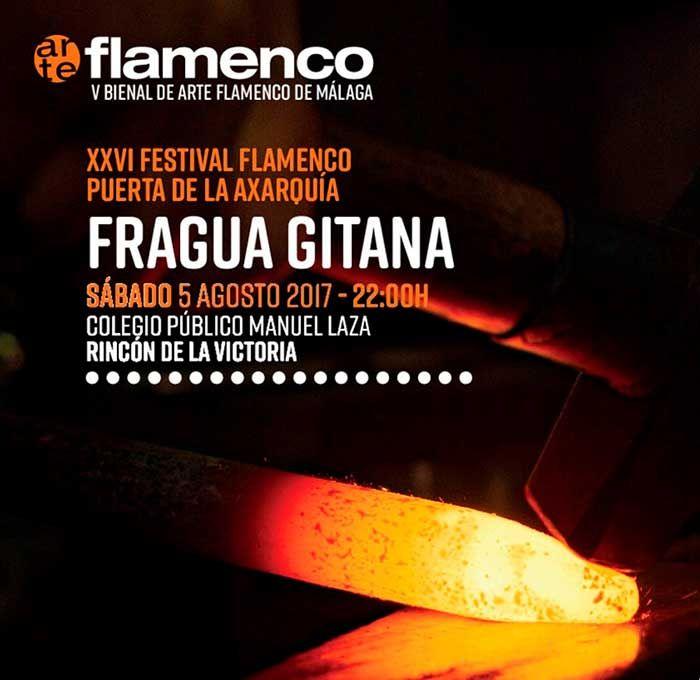La Concejalía de Cultura del Ayuntamiento de Rincón de la Victoria ha anunciado el cartel de artistas del XXVI Festival Flamenco `Puerta de la Axarquía´, que tendrá lugar el sábado 5 de agosto en el CEIP Manuel Laza Palacio, según ha informado el concejal del área, Antonio José Martín (PP).   #festival #flamenco #noticias