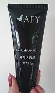 Stephx Beauty and Lifestyle Blog | Aliexpress AFY SuctionBlack Mask - First Impressions