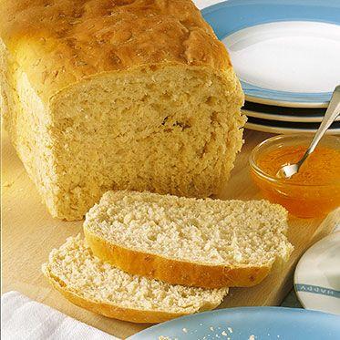 Aprikosenbrot - Rezept für den Brotbackautomat Rezept | Küchengötter