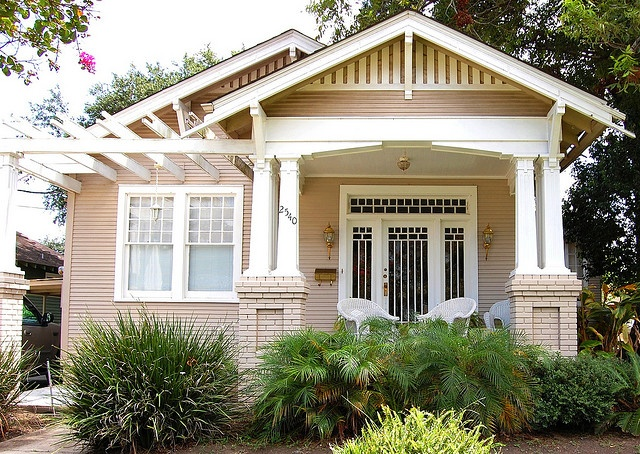 Bungalow, Craftsman style