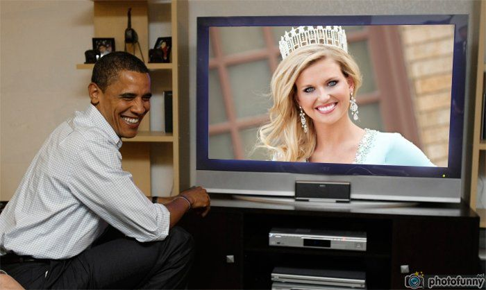 Kelsey Dow Miss Arkansas USA 2012 watch live Obama