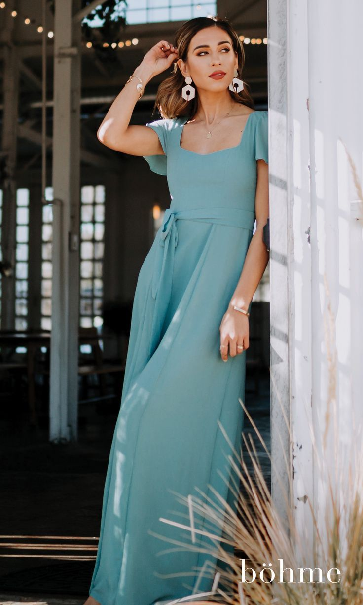 Florence Sweetheart Maxi Dress In Sage Maxi Dress Dresses Pretty Outfits [ 1226 x 736 Pixel ]
