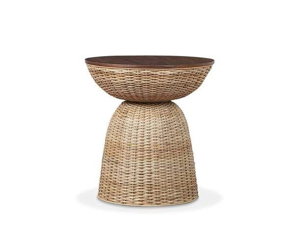 Complete The Look Of Your Living Room With The Vistas End Table Which Is Sure To Spark Conversation As Guests Enter Th End Tables Contemporary End Tables Table