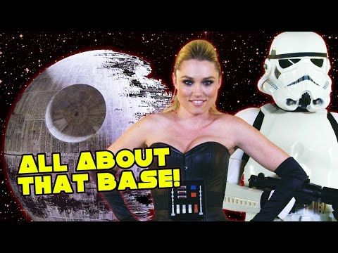 "ALL ABOUT THAT BASE: A Star Wars ""All About that Bass"" Parody [Video] 