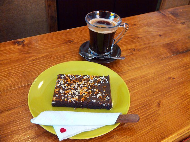Cafeaua si ciocolata au fost mereu bune prietene